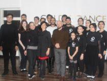 В Москве прошел очередной, второй по счету, мастер-класс по азербайджанскому народному танцу