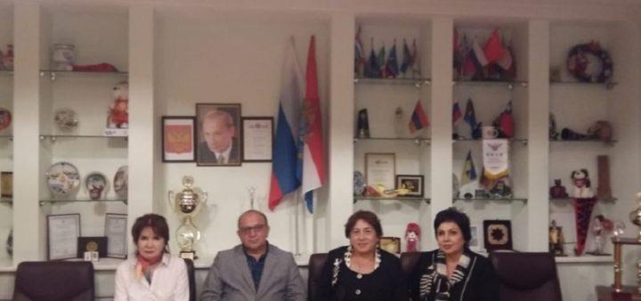 Центр азербайджановедения в Самаре станет единой площадкой для всех, кто интересуется культурой и историей народов Закавказья