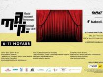 В Баку стартует Международный Театральный Фестиваль M.A.P.