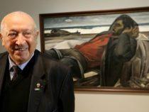 Народный художник России и Азербайджана Таир Салахов отмечает 90-летие