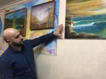 В Москве прошла выставка картин дербентского художника Ильдырыма Гасанова