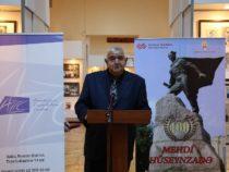 В Музее независимости состоялась презентация книги о Мехти Гусейнзаде