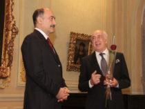 В Баку состоялась торжественная церемония награждения деятелей культуры