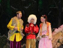Новогодние приключения Джыртдана в Баку