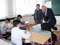 В Баку проходит олимпиада по русскому языку и литературе