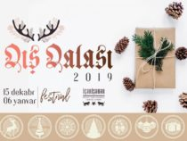 В Ичеришехер продолжается фестиваль «Зимняя крепость»