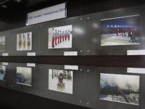 В Баку открылась выставка, посвященная Зимней Универсиаде в Красноярске