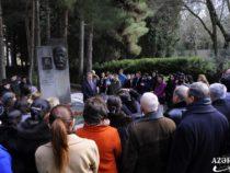 В Институте литературы отметили 150-летний юбилей Джалила Мамедкулизаде