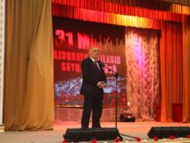 В БГУ почтили память жертв геноцида 31 марта