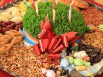 Поздравление с Новруз Байрамы
