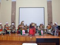 Джура, лавта, нефир, сипси, джюмбюш – подарок азербайджанскому музею