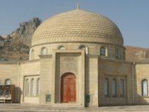 Легенда о пире Хызр-Зинда на горе Бешбармаг
