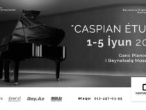 Первый Международный конкурс молодых пианистов CASPİAN ÉTUDE