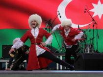 Азербайджан представил свою культуру на II Европейских играх