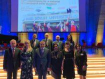 В штаб-квартире ЮНЕСКО в Париже отметили 100-летний юбилей БГУ