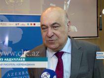 Чингиз Абдуллаев: Развитие литературы зависит от молодежи