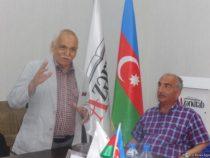 Народный писатель Азербайджана Натиг Расулзаде  — «большой труженик пера и мастер слова»