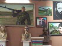 В Баку открылся музей Карабахской войны, созданный его участником
