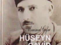 Издана монография «Мамед Джафар. Гусейн Джавид»