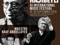 На открытии XI Международного музыкального фестиваля Узеира Гаджибейли прозвучат произведения трех выдающихся композиторов