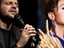 Азербайджанская народная песня «Girdim yarın bağçasına» в исполнении Сами Юсуфа и Севды Алекперзаде