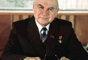 Н.К. Байбаков «Моя родина – Азербайджан»
