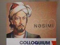 В Брюсселе прошел научный коллоквиум «Имадеддин Насими и мировая литература»