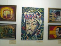 Русская художница вдохновилась Баку