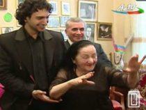 Амина Дильбази — Королева Азербайджанского народного танца