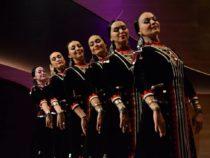 В Международном Центре Мугама выступили фольклорные коллективы России