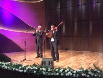 Состоялся очередной концерт проекта «Вечера ашугской музыки»