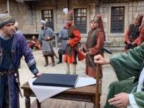 В Турции российский режиссер снимает исторический сериал с участием азербайджанских актеров