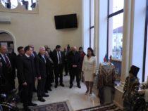 В Украине открылся первый Центр культуры и информации Азербайджана