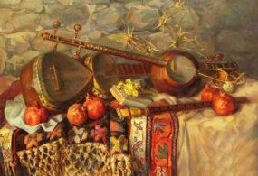 «Народный музыкальный инструментарий  Азербайджана»