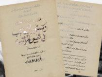 О чем писал Мухаммад ибн Хиндушах Нахчывани