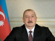 Поздравление Ильхама Алиева азербайджанскому народу по случаю Дня солидарности азербайджанцев мира и Нового года
