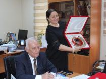Академик Ягуб Махмудов удостоен Международной премии Ататюрка