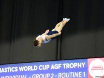 В Азербайджане в феврале пройдет Кубок мира по батутной гимнастике и тамблингу