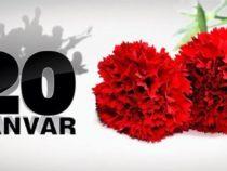 Посвящение 30-й годовщине трагедии 20 Января