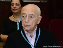 Александр Городницкий: Наиболее важнейшей формой диалога культур Азербайджана и России является поэтический союз