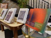 В Бакинском книжном центре состоялась презентация альбома «Изобразительное искусство Азербайджана»