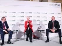 Стенограмма дебатов Ильхама Алиева и Никола Пашиняна