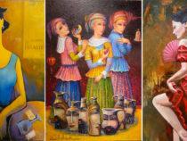 В Баку открылась художественная выставка «Шёпот»