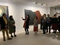 В Лондоне открылась выставка произведений азербайджанских художников