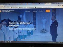 В Азербайджане запущен официальный сайт Фонда поддержки борьбы с коронавирусом