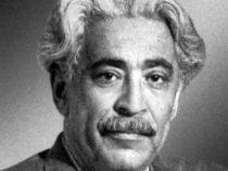 Сегодня день рождения Самеда Вургуна — выдающегося азербайджанского поэта, драматурга и общественного деятеля