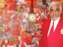 Народный художник Азербайджана посвятил картину коронавирусу