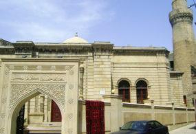 Леонид Бретаницкий «Баку» — Архитектурно-художественные памятники
