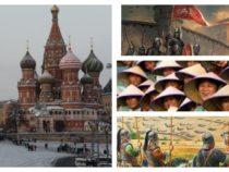 О печенегах, половцах, русских, китайцах и России