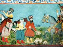 Атрибуты власти азербайджанских ханов